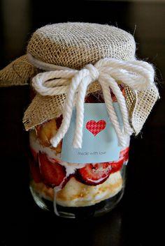 No Cook Strawberry Shortcake 13 by See Vanessa Craft, via Flickr