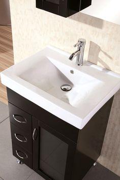 Modern Bathroom Vanity Amazon 36in gb group onda wall-mounted bathroom vanity_ | luxurious
