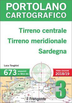 93fc65c04c TIRRENO CENTRALE MERIDIONALE SARDEGNA Portolano essenziale 186 tavole  cartografiche che illustrano in dettaglio l'area