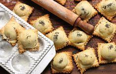 Fagottini di cavolo nero    Kale: idee e ricette con il cavolo nero che ha fatto impazzire gli Stati Uniti   #idee #ricette #cavolonero