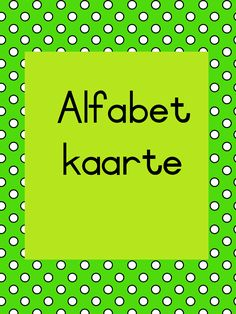 Grade R Worksheets, Afrikaans Language, Language Acquisition, Letter A Crafts, Alphabet Activities, Poster On, Kids Education, Classroom, Teaching