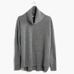 madewell merino turtleneck sweater.