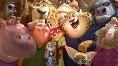 Walt Disney Animation Studios' Zootopia movie featurette entitled 'Imagining Zootopia' has been released by… Zootopia 2016, Zootopia Movie, Zootopia Fanfiction, Zootopia Characters, Nick Wilde, Walt Disney Animation Studios, Walt Disney Pictures, Shakira Music Videos, Disney Movies