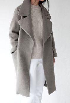 Grey on grey.