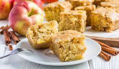Saftiger Low Carb Apfelkuchen