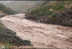 Detectan contaminación en Río Maipo - CNN Chile