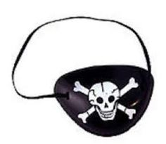 Pirate Eye Patch - Toys and Games Ireland