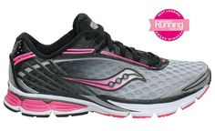 Shoes I want! Oops, shoes I have!  They are the Mercedes of running shoes!