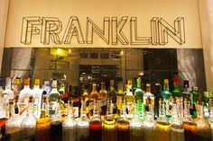 Neighbourhood Favourite: drinks & dinner @ Franklin | Bar Restaurant Amstelveenseweg, Vondelpark, Amsterdam Oud-Zuid