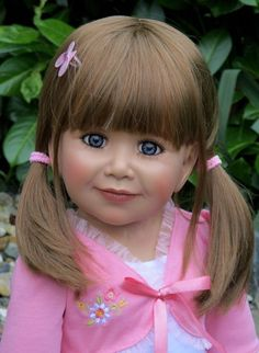 Masterpiece Dolls Penny Brunette