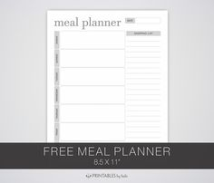Cards by Bubi: Free Meal & Menu Planner