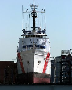USCGC Durable at Coast Guard Yard by U.S. Coast Guard, via Flickr