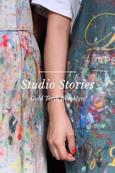 Studio Stories: Gold Teeth Brooklyn