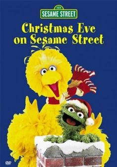 Christmas Eve on Sesame Street.  I'm just a big kid. This is one of my favorite Christmas specials of all-time.  I wish PBS would still show it.  I have the LP version.