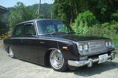 1967 Toyota Corona shakotan RT52