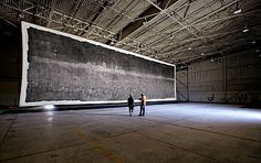 Le plus grand sténopé du monde exposé à Washington