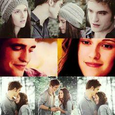 Edward and Bella Eclipse