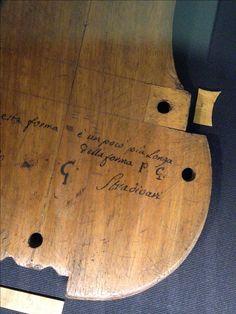 stradivari signature violin