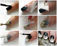 You don't have to necessarily go to a nail designer for beautiful and extraordinary nail designs. Do It Yourself nail designs will impress you for sure.