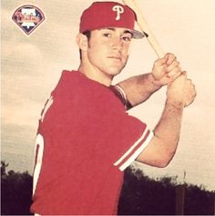 #TBT - a very young Chase Utley ! #Throwback [via @Philadelphia Jackman Jackman Phillies]