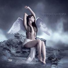 Broken Wings by Leafbreeze7.deviantart.com on @deviantART. Broken WingsBroken HeartedHeavenly AngelsFairy ...