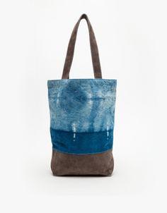 clothespin shibori tote - http://needsupply.com/womens/bags/clothespin-shibori-tote.html