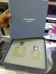 OFFER & SALE...  SET D&G LIGHT BLUE for MAN 125ml + 40ml perfumes RM300 Market price RM380  Pm: https://m.facebook.com/messages/thread/1545978505636318  Wechat: akeyo88 wassup: 0195073938