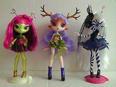 Novi Stars Doe Deer (Just a Nobody) Tags: stars doll alie doe mimi deer mga fashiondoll novi lectric merize