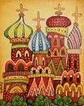 Картины (живопись) : Собор Василия Блаженного .Купола Painting For Kids, Art For Kids, Kid Art, Easy Art Projects, Art Lessons, Illustrators, Taj Mahal, Quilts, Drawings
