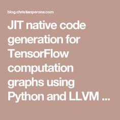 17 best octubre 2017 novetats bibliogrfiques images on pinterest jit native code generation for tensorflow computation graphs using python and llvm terra incognita fandeluxe Image collections