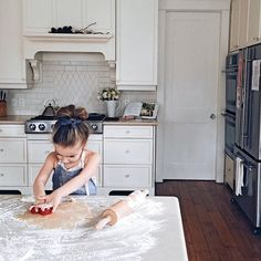 8 tips for cooking with kids