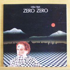 MIKE BATT - Zero Zero - Vinyl LP + Booklet Whispering Fools Delirium System 605