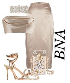 """""""BNA"""" by deborahsauveur ❤ liked on Polyvore featuring By Malene Birger, Dolce&Gabbana, Dolci Follie and Child Of Wild"""