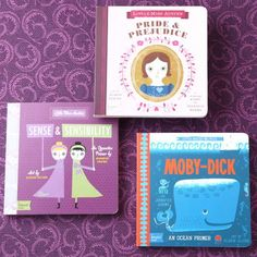 baby lit books - available from zulily.com