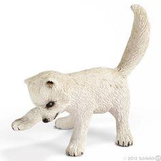 Schleich Arctic Fox Kit