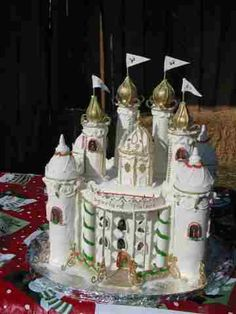 Ultimate Gingerbread - Photos: Castle
