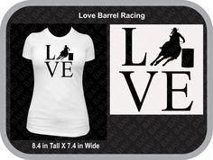 LVE Barrel Racing Shirt