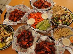 Just wing it at the Cold Spot - Charleston, West Virginia