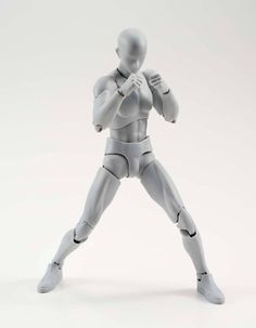 Mechanical Japan: S.H.Figuarts Body-kun & Body-chan (Bandai)