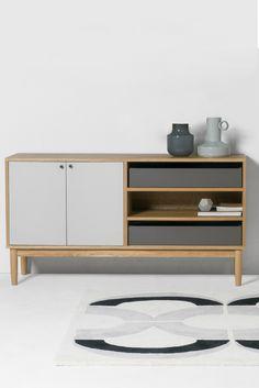 So viel mehr als Aufbewahrung: Die Campton Designs beweisen, dass sich Funktionalität und individueller Stil nicht ausschließen. Eine Bereicherung für jeden Raum.