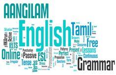 ஆங்கிலம் - Learn English Grammar Through Tamil. Tenses English, Learn English Grammar, Teaching English, English Language, Tamil Language, Prepositions, Punctuation, Learning, Google Search