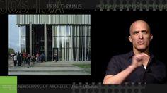 Joshua Prince-Ramus. Lecture at New School of Design