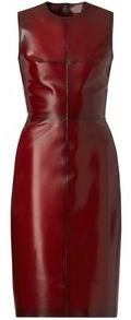 translucent vinyl dress burberry f.w2013