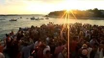 Croatia Yacht Week Island #Party.