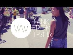 ▶ How to Make a Tank from a Tee - YouTube