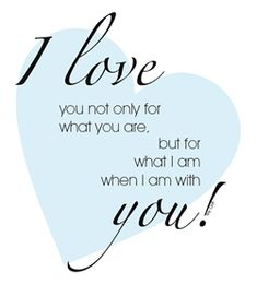 I Love You Quotes Images For Husband : Dedicated to the One I Love..... ? ? ...