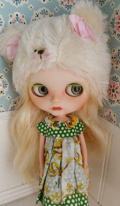2012 Dafnery Dolls Custom Blythe Doll Ooak Alyx | eBay