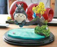 Totoro scultura