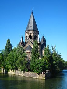 Metz - Wikipedia Vatican City, Cathedral, Building, Travel, Viajes, Buildings, Vatican, Cathedrals, Destinations