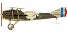 SPAD S-XII 1917